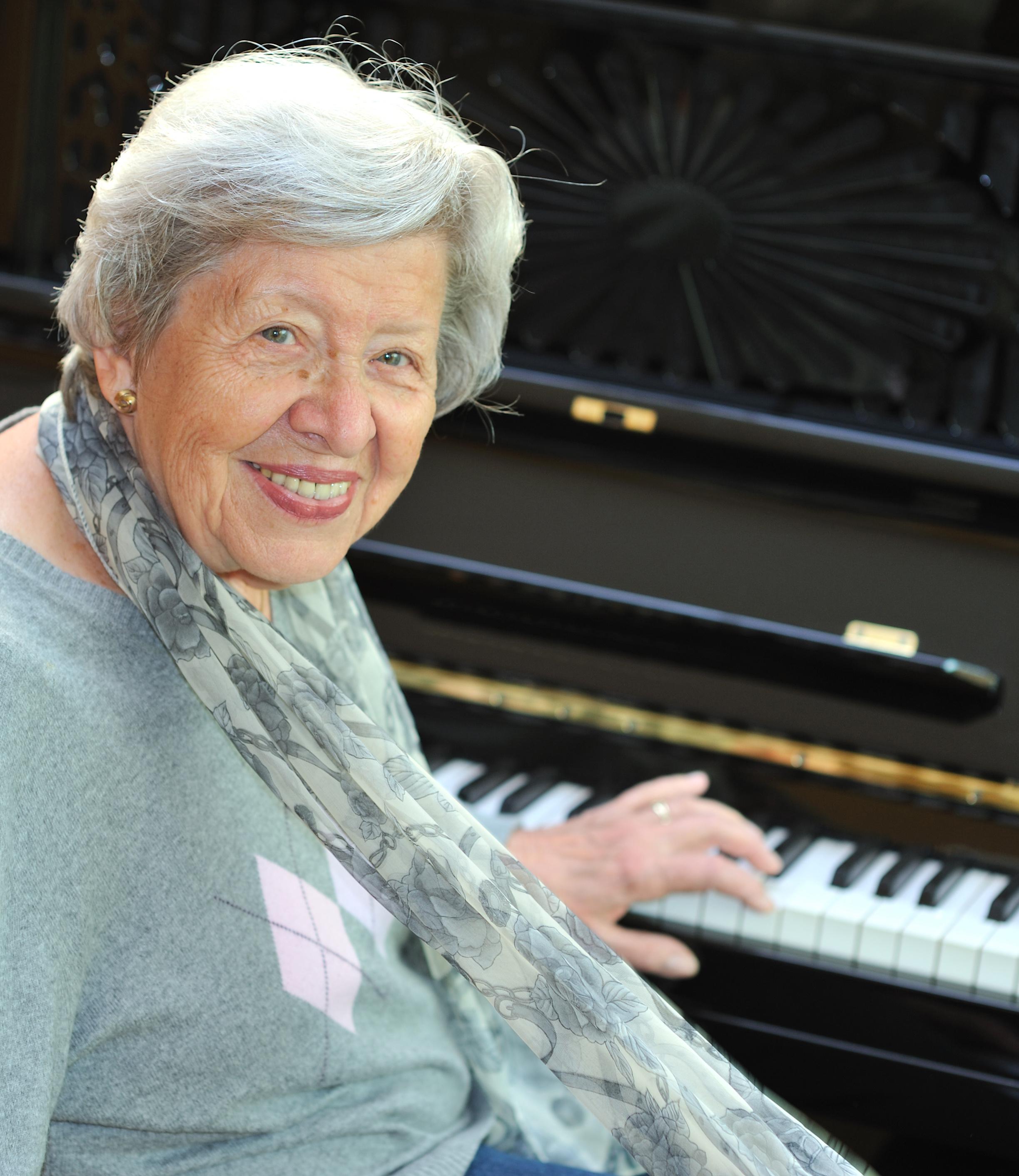 Mrs. R. Scott Patton, Age 82