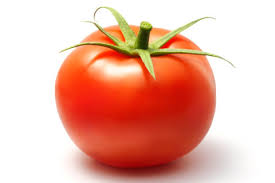 Lycopene is found in tomatoes. It is a carotenoid with powerful antioxidant properties.