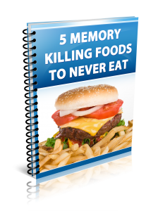 Worst Food for Your Memory