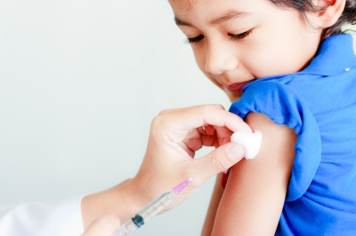 Review Says Vaccines For Children Are Safe