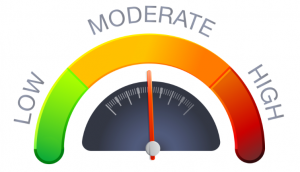 moderate scale