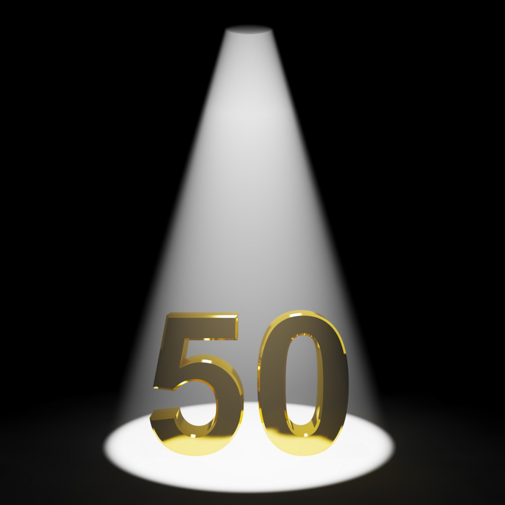 How 50 Can be the New 40…Really!