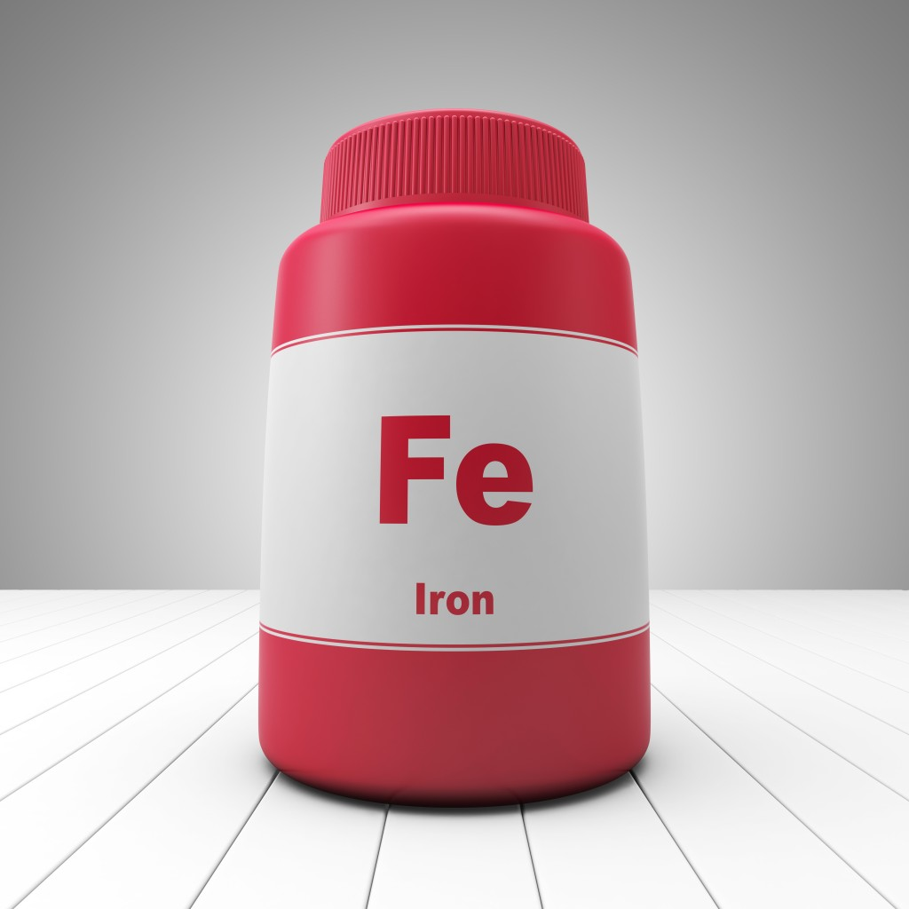 7 Odd Signs You Might Be Iron Deficient