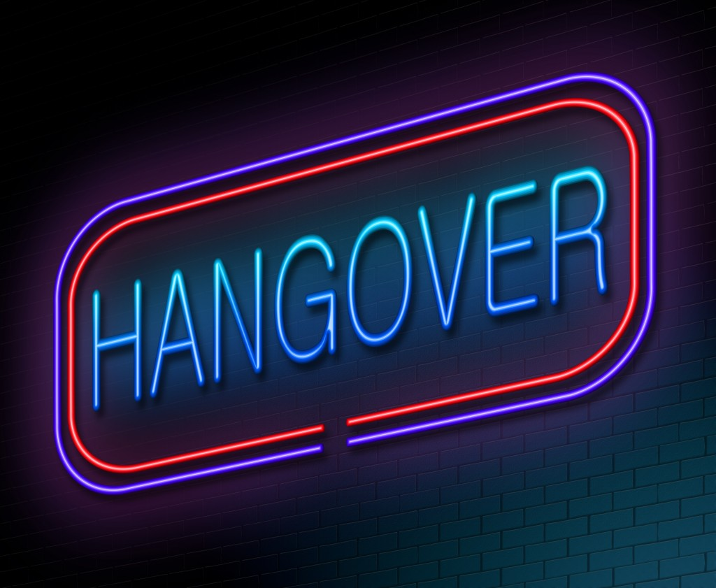 6 Natural Hangover Cures