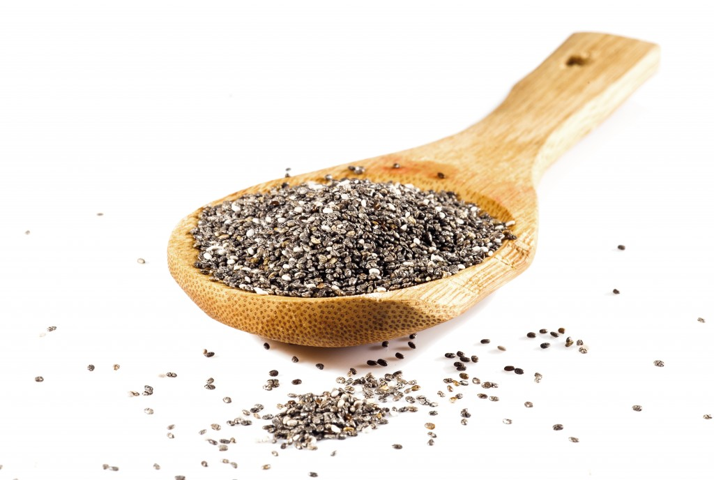 5 Reasons to Eat Chia Seeds