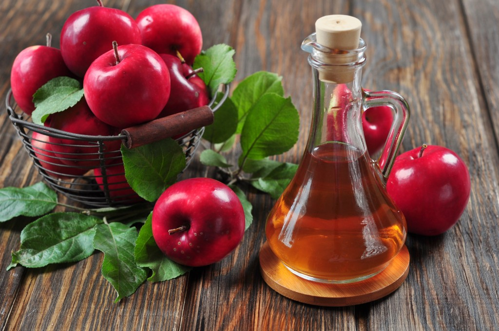 6 Healing Properties of Apple Cider Vinegar