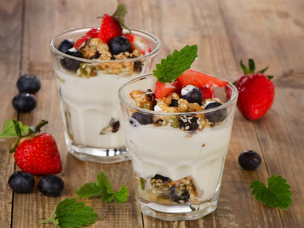 The Skinny on Your Yogurt