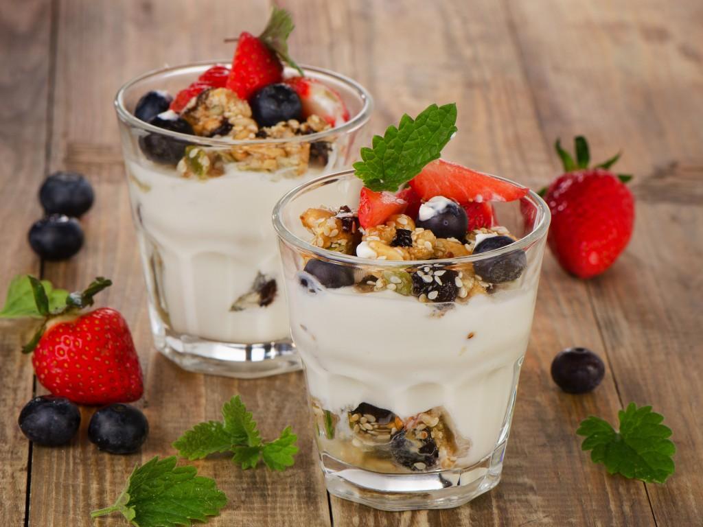 The Skinny on Your Yogurt