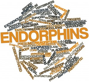 endorphins natural analgesic