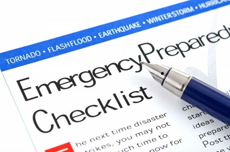 Grab and Go – Basic Emergency Preparedness