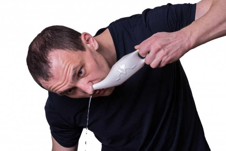 4 Reasons to Use a Neti Pot