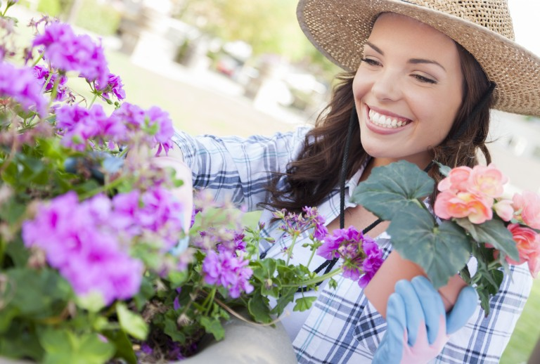 Studies Show 5 Health Benefits of Gardening