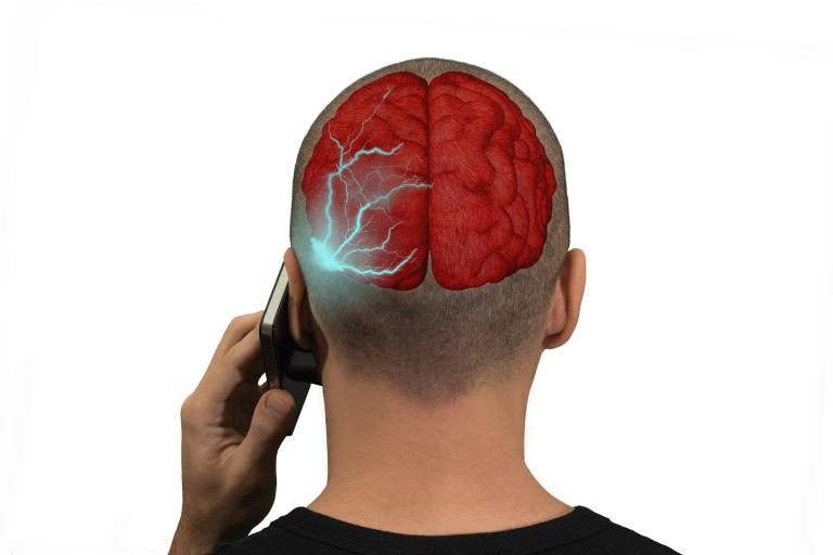 New Report: Cell Phone Radiation Causes Brain Cancer