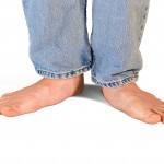 Wait! That Pain May Be From Flat Feet