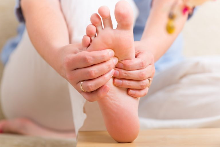 Reflexology: More than a Foot Massage