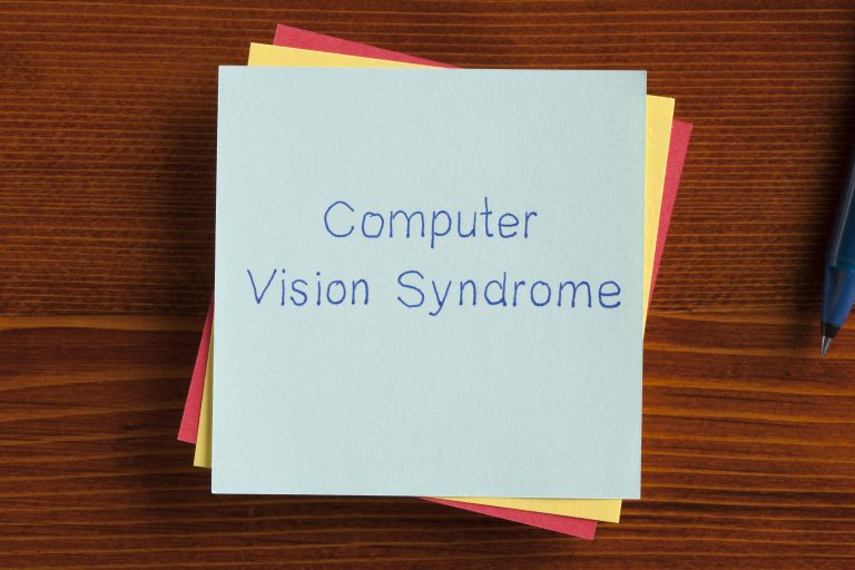 6 Ways to Relieve Computer Vision Syndrome with Eye Yoga