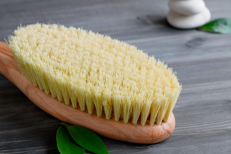 Detox with Dry Brushing