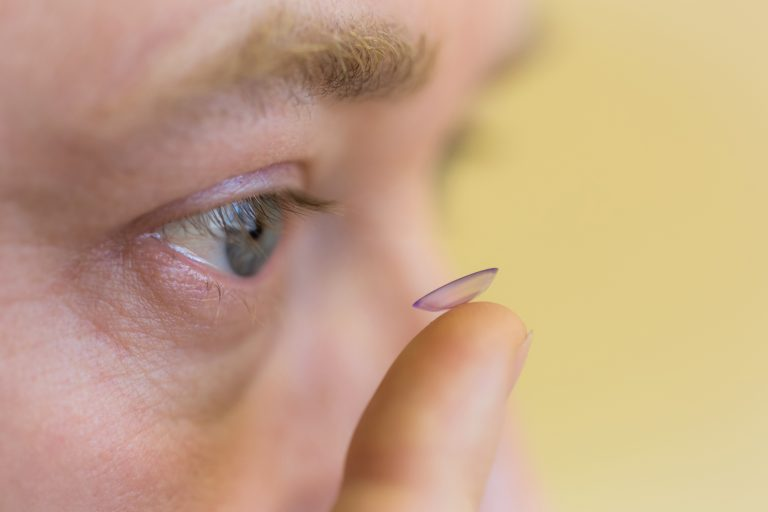 UV Blocking, Vitamin-Infused Contact Lenses May Prevent AMD