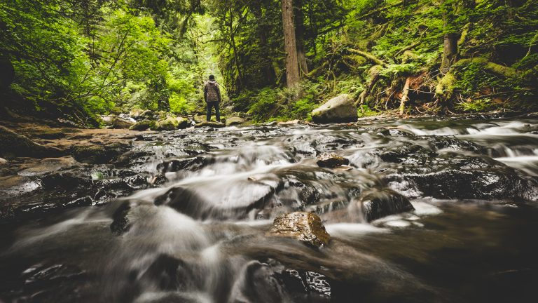 How Being Outdoors Makes You Healthier