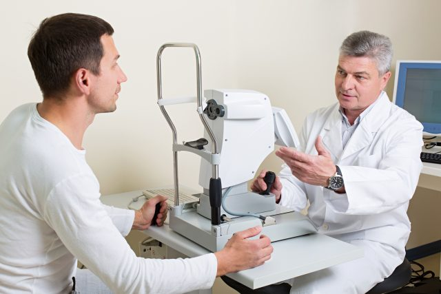 Diagnosis and Treatment for Keratoconus Eye Disease