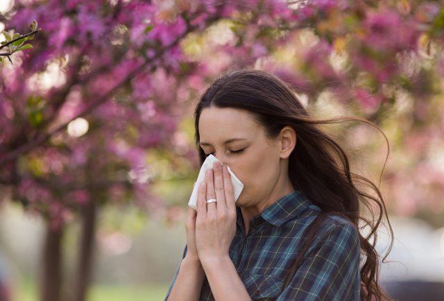 3 Natural Antihistamines