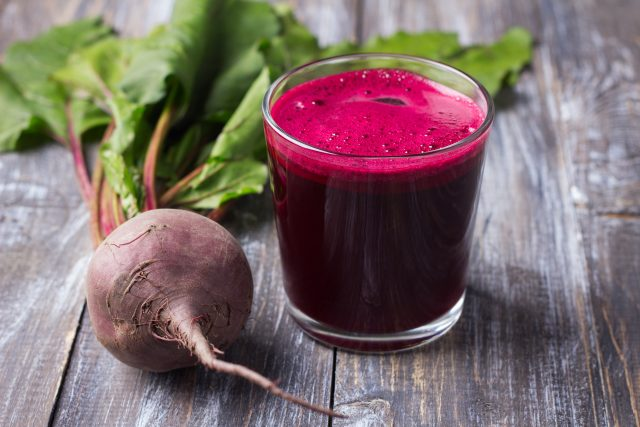 You Can't Beat These 5 Benefits of Beet Juice