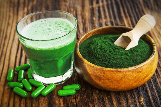 Superfood Algae: Vegan Omega-3 and More