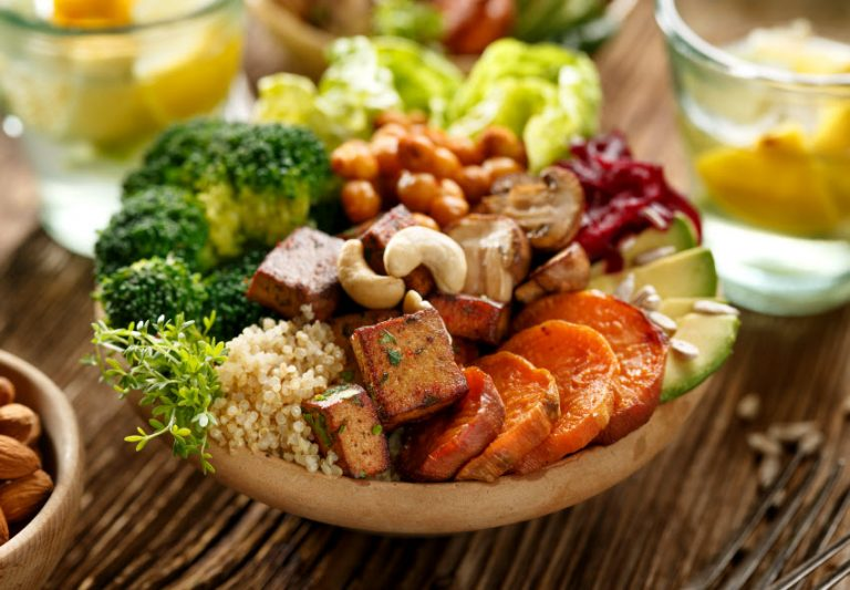 Eat More Non-Animal Proteins for Better Health
