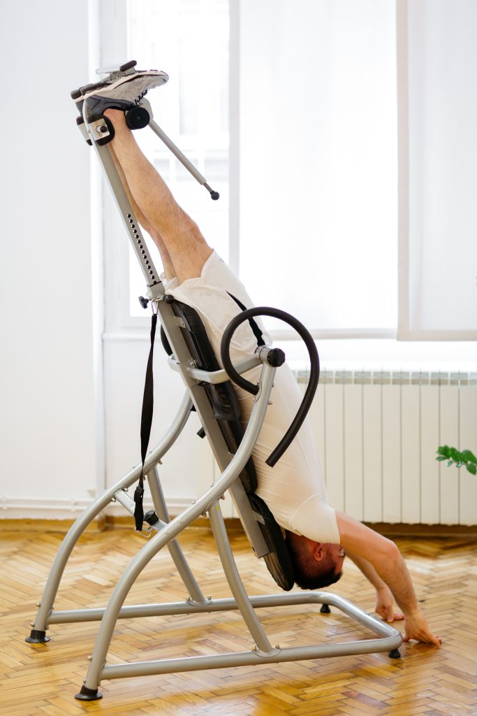Inversion Therapy for Back Pain Relief
