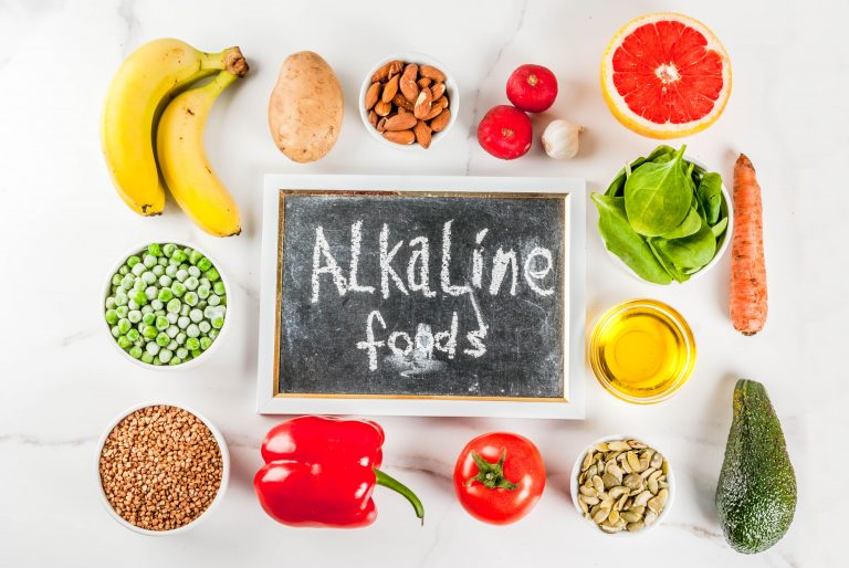 5 Reasons to Follow an Alkaline Diet