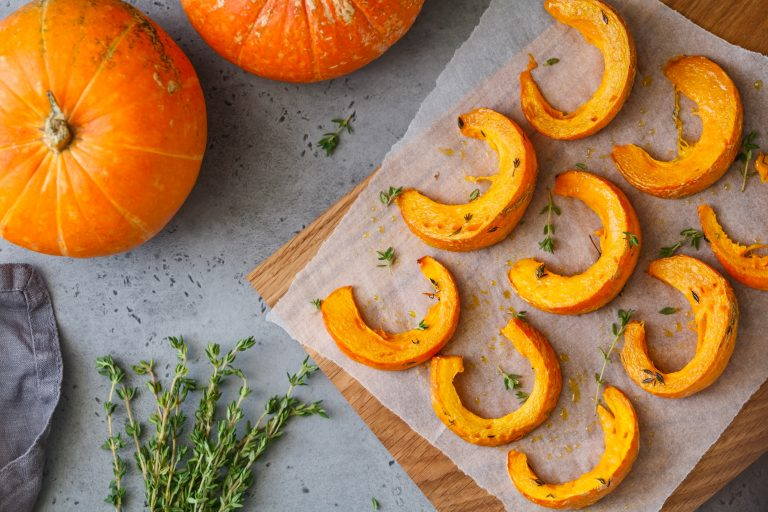 Healthy Eating with Fall Pumpkin Recipes