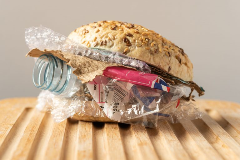 Avoid Plastic in Your Food