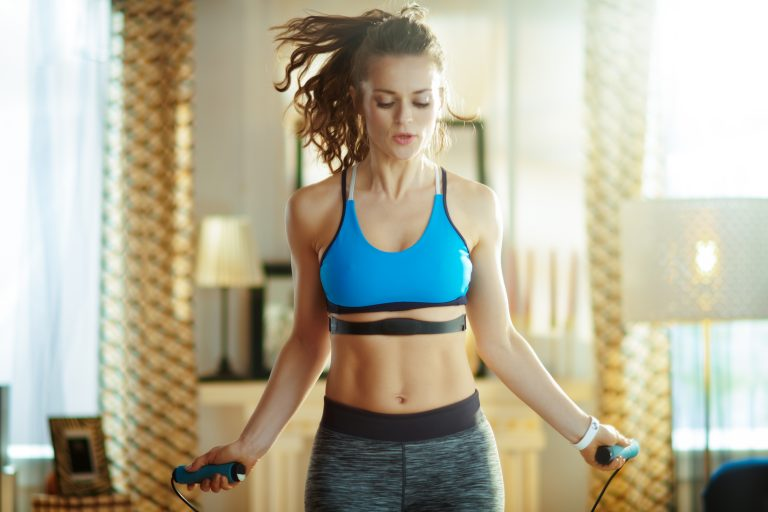 5 Benefits of Jumping Rope
